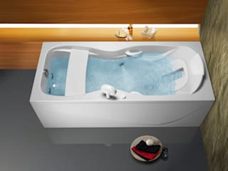 Melissa vilar BathroomBathtubs & showers Plastic White