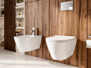 Melissa vilar BathroomToilets Ceramic White