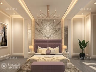 Modern bedroom design ideas Modern Bedroom by Algedra Interior Design Modern