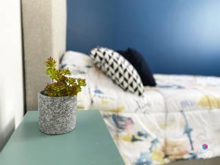 Estudio Chipotle BedroomBeds & headboards Tekstil Grey