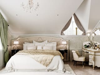 Classic style bedroom by DesignNika Classic