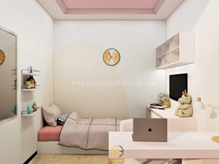 GIN House – Desain Interior Bapak Ginanjar – Kalasan, Sleman Oleh Rancang Reka Ruang Modern