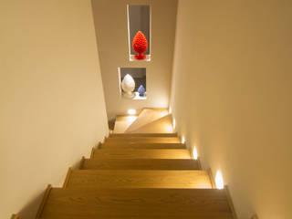 Una casa per una famiglia StudioA di Annalisa Mapelli Scale