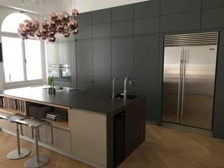 Gründerzeitvilla Moderne Küchen von MM-Interior GmbH & Co KG Modern