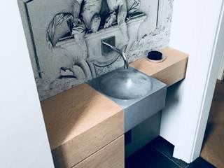 Gründerzeitvilla Ausgefallene Badezimmer von MM-Interior GmbH & Co KG Ausgefallen