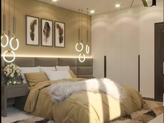 HOME INTERIOR PROJECT by Akshayaguna Architects Modern