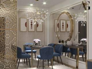 HOME INTERIOR PROJECT Modern dining room by Akshayaguna Architects Modern