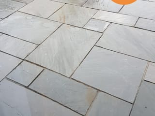 Grey Indian Sandstone by Royale Stones od Royale Stones Limited