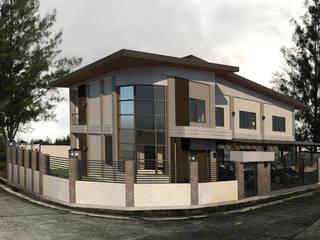 Quadraforma Construction Casas multifamiliares