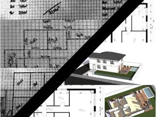 Digitalisierung und Visualisierung alter Baupläne RealCreate