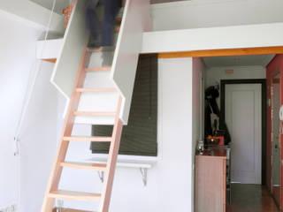 IMAGINEAN Лестницы Эффект древесины