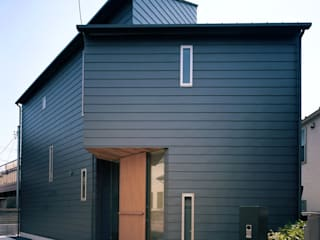 Casas modernas por 西島正樹/プライム一級建築士事務所 Moderno