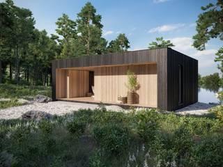 Projekt domu HomeKONCEPT 84 DL HomeKONCEPT   Projekty Domów Nowoczesnych