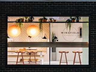 Communal Spaces, Portsmouth WN Interiors + WN Store Modern commercial spaces