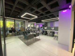 MT-GI STRATEGIC SERVICES オフィススペース&店 セラミック 紫/バイオレット