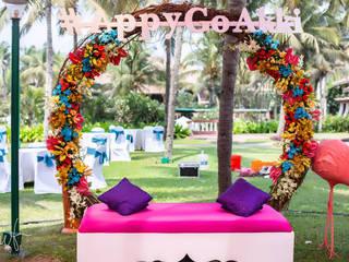 AKSHAY AND APOORVA Wedding in Goa The Wedding Focus