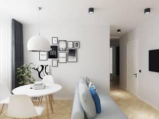 Scandinavian minimalism PRIVATE DESIGN Scandinavian style dining room