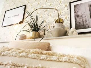 Cia Designs ห้องนอน