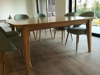 Mesas Mário Costa mobiliário Sala de jantarMesas Madeira Acabamento em madeira