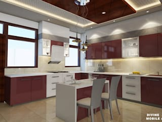 divine architects Dapur Klasik