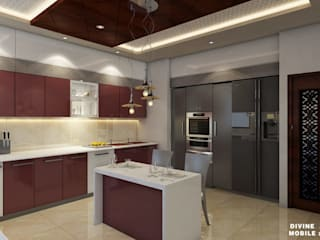 divine architects Kitchen