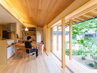 大彦株式会社 Living room Wood