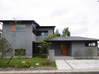 内田雄介設計室 Asian style house
