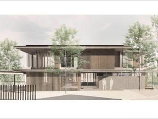 FISCHER & PARTNER lichtdesign. planung. realisierung Casas modernas