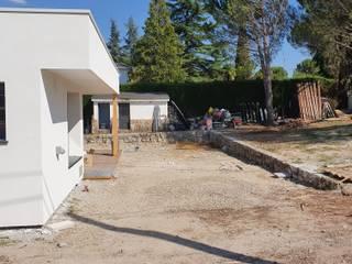 CONSTRUCCION DE VIVIENDA PASIVA MULTISERVICIOS EGO INGENIEROS SL Casas de estilo minimalista
