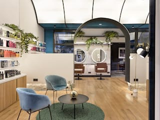 Modern commercial spaces by Egue y Seta Modern