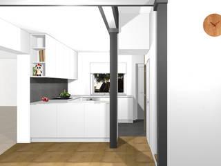 Desenho Branco Kitchen White