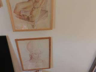 Senza tempo StudioA di Annalisa Mapelli Ingresso, Corridoio & ScaleAccessori & Decorazioni