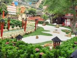 Beta Landscape Indonesia Spazi commerciali in stile classico