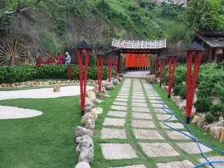 The Great Asia Afrika Lembang Bandung Beta Landscape Indonesia Ruang Komersial Klasik