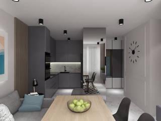PRIVATE DESIGN Modern kitchen
