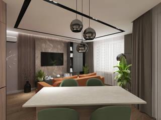 Modern Studio PRIVATE DESIGN Modern kitchen