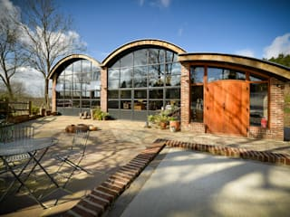 Sedlescombe Vineyard, East Sussex by Clement Windows Group Eclectic