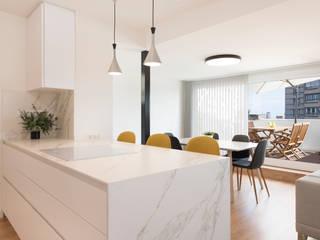 Sincro Modern kitchen White