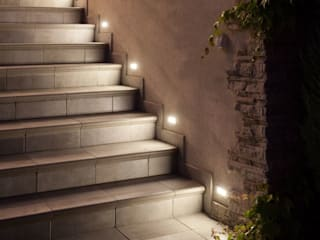 Magic Stair Lighting บันได