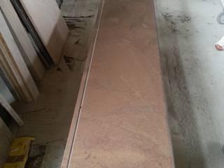 antonio felicetti architettura & interior design Garage/shed Marble