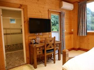 埔里 淘米露 鄉村風系列 英國風情家具 臥室梳妝台 實木 Wood effect