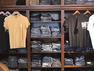 訂製大英書櫃 英國風情家具 更衣室衣櫥與櫥櫃 實木 Wood effect