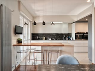 Villaggiolppico primavera architettura Cucina moderna