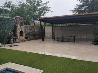 MULTISERVICIOS EGO INGENIEROS SL 庭院