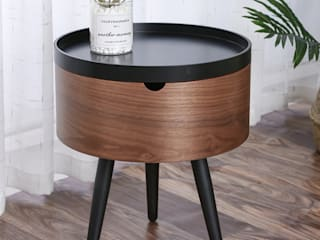 Our Coffee Tables Simply Side Tables Living roomSide tables & trays Parket Brown