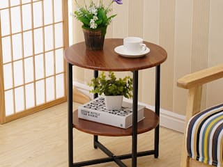 Our Side Tables Simply Side Tables Living roomSide tables & trays Parket Brown