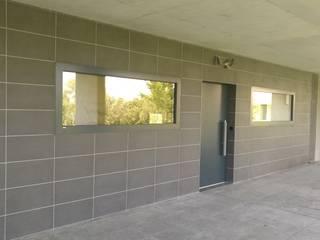 Loft en Sarriguren (Navarra), con criterios de Estandar PassivHaus GA Arkitectura │arquitectura & passivhaus │ Casas unifamilares