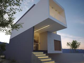 21arquitectos Minimalist Evler