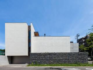 Architet6建築事務所 Maison individuelle
