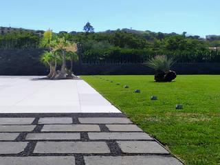 giovanni francesco frascino architetto Jardins modernos